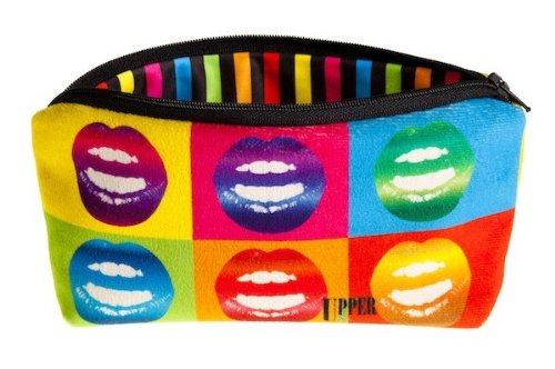 Upper & Co Trousse Maquillage Lips As Warhol