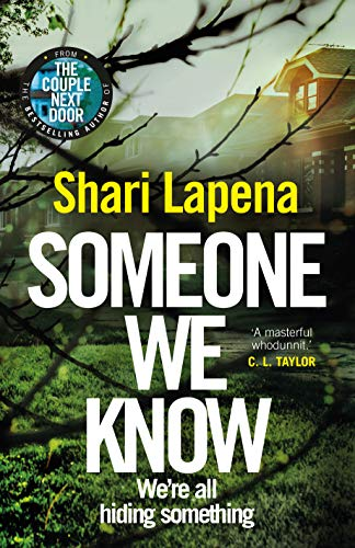 Someone We Know by [Lapena, Shari]