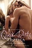 The Mammoth Book of Quick & Dirty Erotica (Mammoth Books)