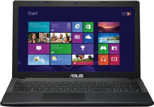 Asus F551CA-SX079H 39,6 cm (15,6 Zoll) Notebook (Intel Core i3 3217U, 1,8GHz, 4GB RAM, 500GB HDD, Intel HD 4000, DVD, Win 8) schwarz
