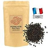 Pepe nero grani di Madagascar 125g. Primissima qualità. Bustina richiudibile