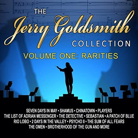 Jerry Goldsmith Collection- Volume One: The Rarities by Jerry Goldsmith