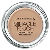 Max Factor, Miracle Touch, Fondotinta, 80 Bronze, 12 ml