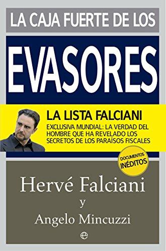 La Caja Fuerte De Los Evasores (Actualidad) de Hervé Falciani (5 may 2015) Tapa blanda