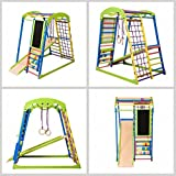Climbing tower, children, sport corner, play place, wooden toy, activity centre, children's slide, climbing equipment, climbing frame, net.