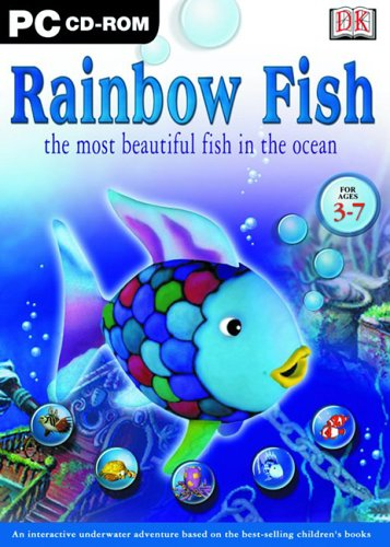 Rainbow Fish: An Interactive Underwater Adventure (PC CD) Test