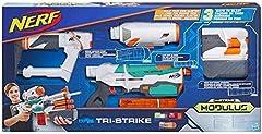 Idea Regalo - Hasbro Nerf - Nerf Modulus Tri Strike, B5577EU4