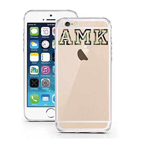 iPhone 7 Hülle von licaso® für das Apple iPhone 7 aus TPU Silikon Always Heart Herz Herzchen Love Muster ultra-dünn schützt Dein iPhone 7 & ist stylisch Schutzhülle Bumper Geschenk (Always Herz) CAMO AMK