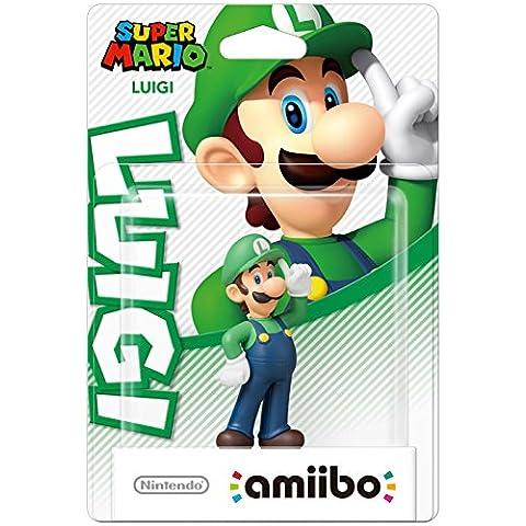 Nintendo - Colección Super Mario: Amiibo Luigi