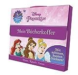 Disney Prinzessin: Mein Bücherkoffer: Malen - Rätseln - Lesen