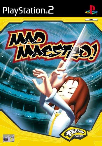 Mad Maestro Ps2 Uk-Sp
