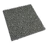 Schaumkeramik Platte 200 x 200 x 22 mm - Feinstaubfilter - Rußfilter - Kaminofen