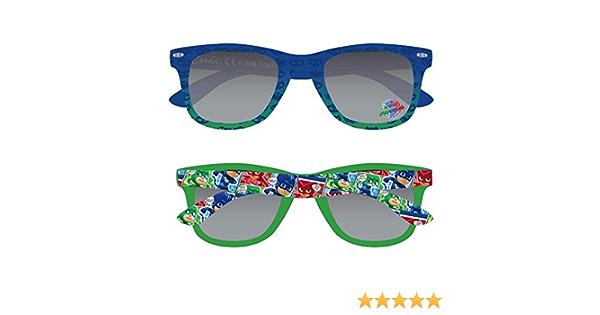 PJ Masks Pyjamahelden 2500000867 Sonnenbrille Kinder Gecko Filter 3 Eulette Catboy