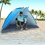 Purebesi Outdoor Zelt Einstöckiges Doppeltes tragbares Camping Trekking Picknick fishing tent