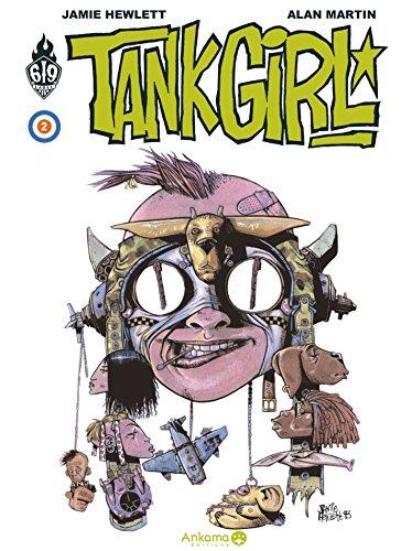 Tank Girl - Tome 2 - Tank Girl - Tome 2
