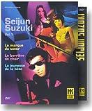 Coffret Seijun Suzuki - Vol.1 : La Marque du tueur / La Barrière de chair / La Jeunesse de la bête - Édition 3 DVD