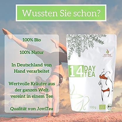 JoviTea-14-DAY-TEA-BIO-Tee-14-Tage-Body-Tee-50-Portionen-100-natrlich-und-zuckerfrei-Leckere-Kruter-und-Fruchtmischung-100g