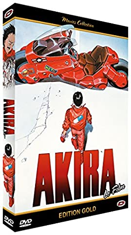 Katsuhiro Otomo - Akira - Edition Gold (version française