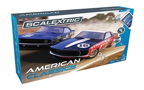 Scalextric Track (Scalextric Arc One American Classics 1: 32 Slot denn Race Track Spielzeug-Set by Scalextric)