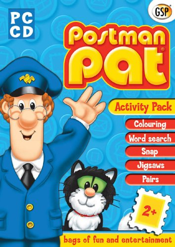 Image of Postman Pat Activity Pack (PC)