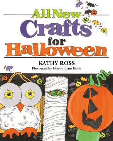 All New Crafts for Halloween (All-New Holiday Crafts for Kids)