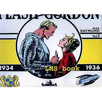 Flash Gordon, 1:Flash Gordon: (1934-1936)