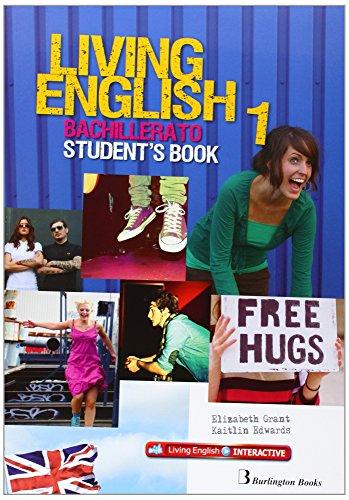 LIVING ENGLISH 1 BACH SB ED14 Burlington Books