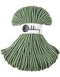 Bobbiny Cords 5 mm - Rope-Garn 100 m (Eucalyptus Green)