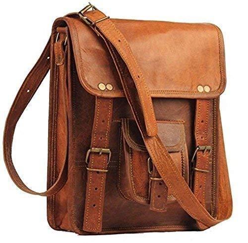 6b64127957 VENTE 2019 - Dernier JOUR! Shakun Leather sac de voyage vintage  authentique, sac bandoulière