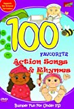 100 Favourite Action Songs & Rhymes
