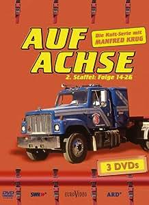 Auf Achse - 2. Staffel, Folge 14-26 [3 DVDs]: Amazon.de