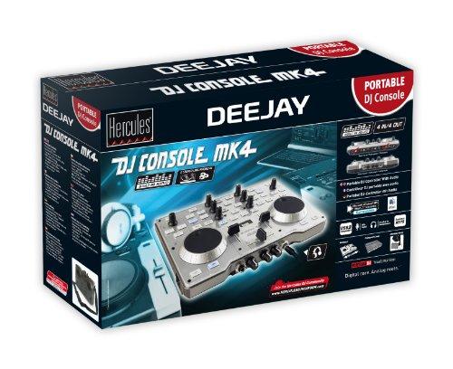 Hercules DJ Console - 10
