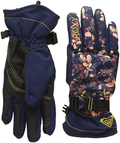 Roxy Damen Jetty-Snowboard/ski Gloves, Peacoat, M