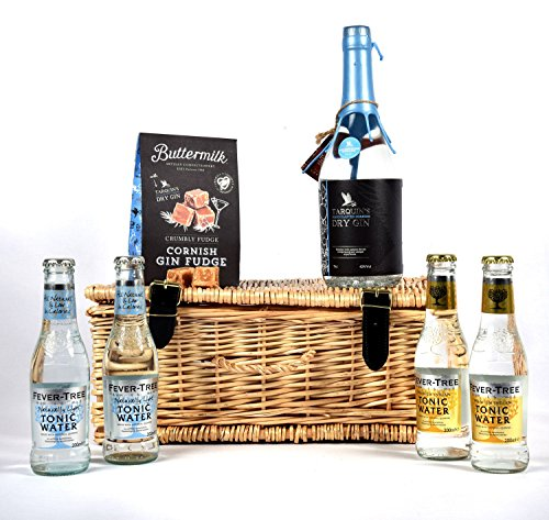Gin Lovers Hamper - Printed Box