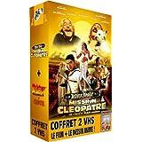Coffret Astérix 2 VHS : Astérix & Obélix, mission Cléopâtre /  Astérix et Cléopâtre