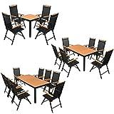 Best Chaises pliantes Polywood - SSITG 9tlg essgruppe WPC Mobilier de jardin jardin Review