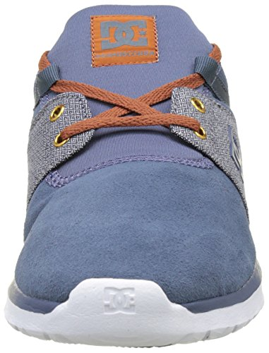 DC Shoes Herren Heathrow Se Flach Multicolore (Navy/Blue/White)