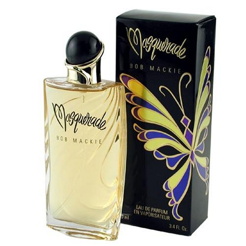 Masquerade by bob mackie for women. eau de parfum spray 3.4 ounces by bob mackie