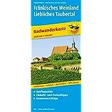 Radwanderkarte Fränkisches Weinland - Liebliches Taubertal: Mit Ausflugszielen, Einkehr- & Freizeittipps, reißfest, wetterfest, abwischbar, GPS-genau. 1:100000