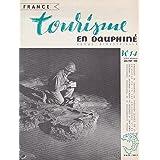 Tourisme en DAUPHINE 14 1956 SPELEOLOGIE Speleo VOIRON Saint Alban Rhone