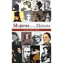 Mujeres en la Historia (Spanish Edition)