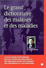 estimation pour le livre Le grand dictionnaire des malaises et maladies