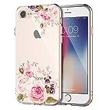 EGGPRO Coque iPhone 8, Coque iPhone 7, Clarté Transparent Souple Doux TPU Silicone...