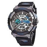 Doppelte Anzeige/Multifunktions-elektronische Uhr/leuchtende Militäruhr/Sportuhr/wasserdichte...