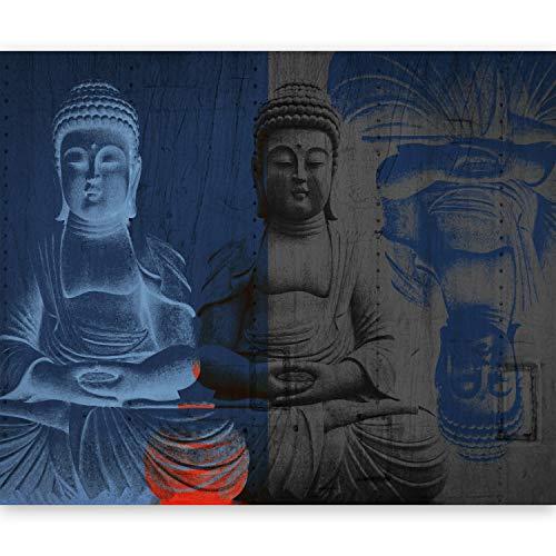 Papier peint intissé !!! Top vente !!! Papier peint !!! Tableaux muraux XXL !!!! 50x39 cm - Buddha !!! 10040907-45