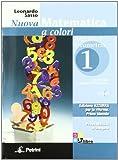 Nuova matematica a colori. Con quaderno di recupero. Ediz. azzurra. Per le Scuole superiori. Con espansione online: N.MAT.COL.AZZ.A/G.1+Q +CD