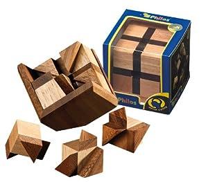 Philos-Spiele - Puzzle de Madera de 8 Piezas (Philos) (Importado)