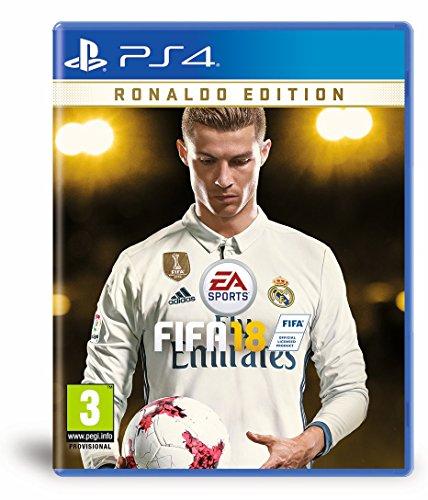 FIFA 18 - Edición Ronaldo