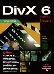 DivX 6 : Edition DeLuxe (1Cédérom)