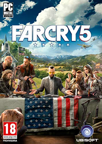Far Cry 5 - Standard Edition | Código Uplay para PC